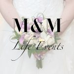 M&M Life Events Logo